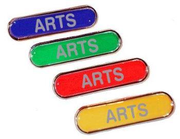 ARTS bar badge